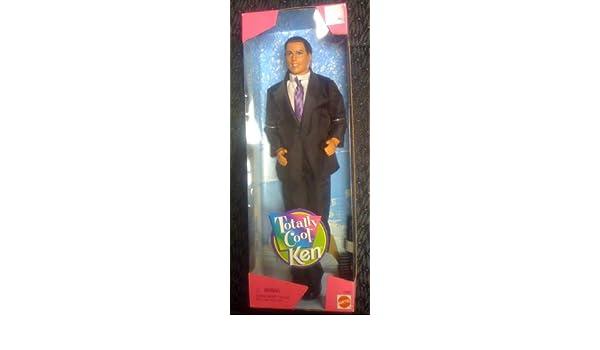 Amazon.es: Totally Cool Ken by Mattel: Juguetes y juegos