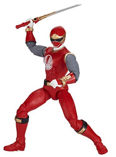 Power Rangers Legacy ‑ 6.5-Inch Ninja Storm Red Ranger Legacy Figure -