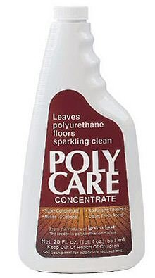 PolyCare Floor Cleaner, 20-Oz