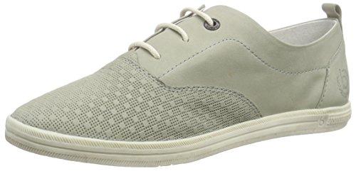 J64011G, Sneakers Basses Femme - Vert - Grün (Mint 730), 37Bugatti