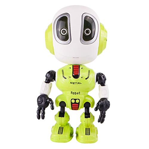 FIged Kids Toys, Playmate for Kids Walking Singing Dancing Robot Rechargeable Voice Controlled Sensor Toy Boys Girls Gift