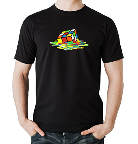 Certified Black Rubik T shirt Freak Sheldon qrqwWg8C