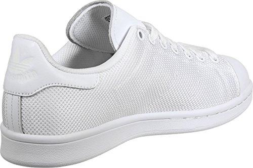 adidas Bianco Ftwwht Unisex Stan Ftwwht Zapatillas de Smith Ftwwht Gimnasia wnqU1OZw
