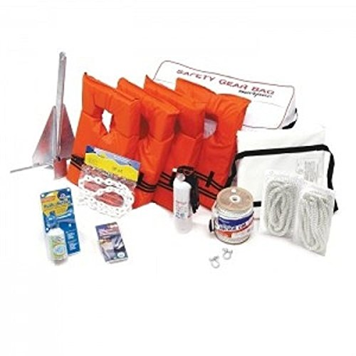 NEW MARPAC MARINE BOAT Safety Kit Mid-Range Deluxe 7-0745