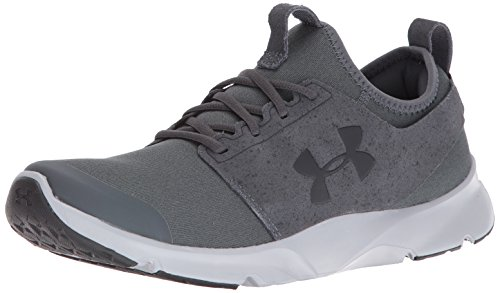 Under Armour Men's Ua Drift Rn Mineral Training Shoes, Blue, M US Grey (Stealth Gray )