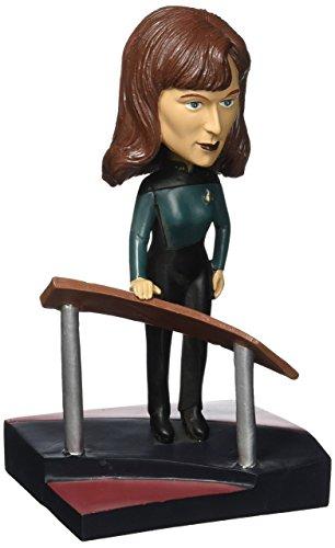 Star Trek TNG Dr Crusher Build-a-Bridge Deluxe Bobble 5 of 8