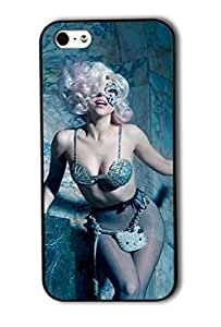 Tomhousomick Custom Design Women's Fashion Cases Sexy Singer Lady Gaga Case for iPhone 6 plus 5.5 Back Cover #143
