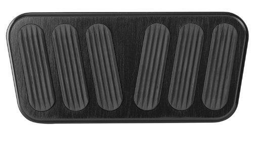 Lokar XBAG-6096 Black Gas Pedal with Insert for Camaro -