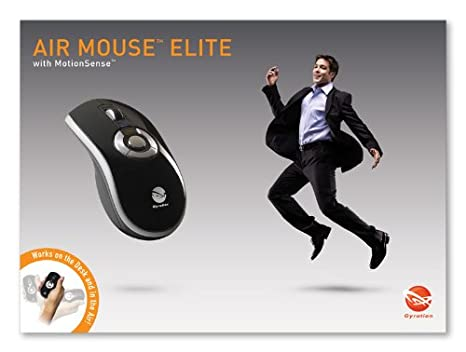 Gyration AIR MOUSE VOICE Quick Start Manual