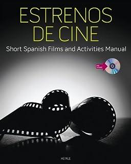 Amazon senderos communicacion y conversacion en espanol estrenos de cine short spanish films and activities manual with dvd world fandeluxe Images