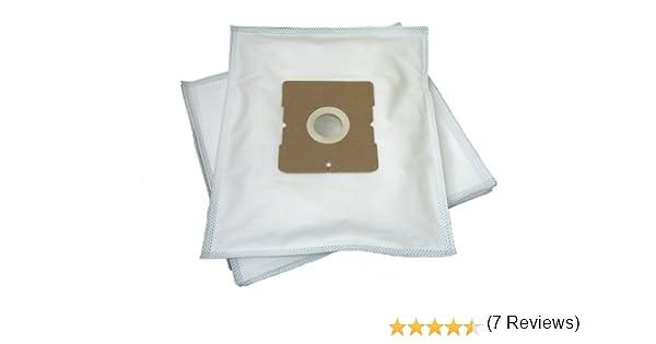 10 x Bolsas Filtatex (V/1MiF) alternativa para Carrefour 230/230+ ...