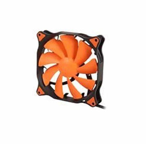 Orange Case Fan (COUGAR Vortex CFV14HP 140mm Hydro Dynamic Bearing PWM Case Fan (Orange))