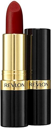 Revlon/Super Lustrous Matte Lipstick (Really Red) 0.15 Oz (4.2 Ml)