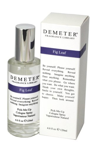 Fig Leaf By Demeter For Women. Pick-me Up Cologne Spray 4.0 Oz ()