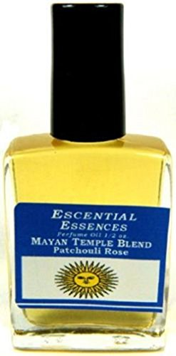 Price comparison product image Azaina_wor NEW! Escential Essences Oil,  1 / 2 oz Perfume Essential (MAYAN TEMPLE)