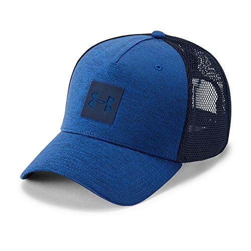 Trucker Adjustable Cap Mesh (Under Armour UA Closer Trucker 2.0 Cap OSFA Royal)