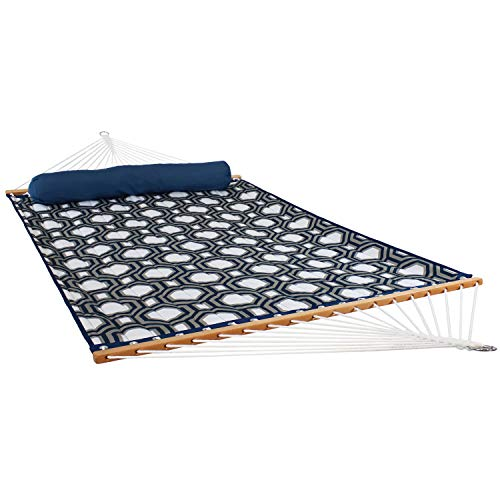 Sunnydaze Quilted Hammock Spreader Capacity product image