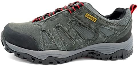Praylas Leiva Gris - Deportivo de treking y Senderismo con Membrana Impermeable para Hombre: Amazon.es: Zapatos y complementos