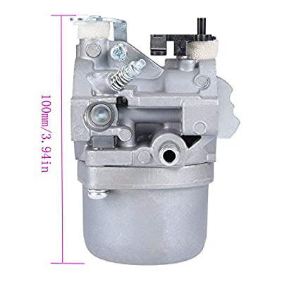LMT Walbro 5-4993 Carburetor for Briggs and Stratton 799728 498027 494502 495706 28R707 28M707 28V707 28B707 28T707: Automotive