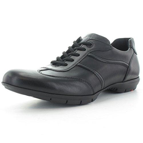 LLOYD ARMIN schwarz 17-022-10 - Sports Schnürschuh - Kalbleder (Schwarz) Schwarz