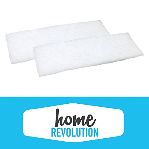 Hoover Windtunnel Home Revolution Brand Replacement Final Filter 2PK; Made To Fit Hoover Windtunnel Standard, Foldaway and Widepath Foldaway models; Made to Fit Hoover Part # 38766008