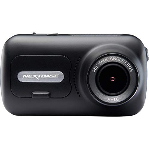 "Nextbase 322GW Dash Cam 2.5"" HD 1080p Touch Screen Car Dashboard Camera, Quicklink WiFi, GPS, Emergency SOS, Wireless, Black Uncategorized"