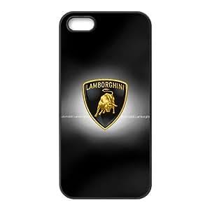 Cool-Benz Lamborghini Logo Phone case for iPhone 5s