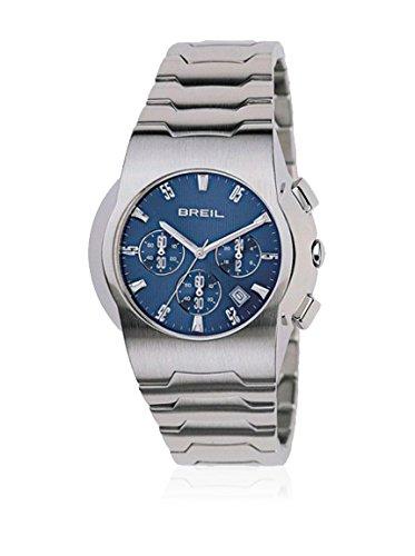 Breil Reloj analogico para Hombre de Cuarzo con Correa en Acero Inoxidable 2519773499: Amazon.es: Relojes