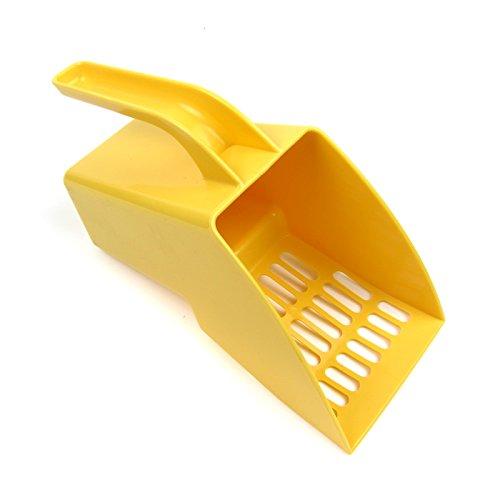 Alfie Pet - Wendel Litter Scoop 2-Piece Set - Color: Yellow ()