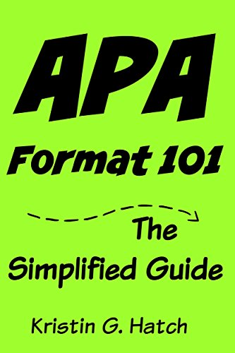official apa format