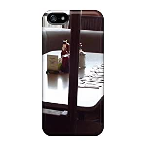 Waiting Breakfast Tpye phone carrying case cover New Fashion Cases Abstact Iphone5 iphone 5s iphone 5