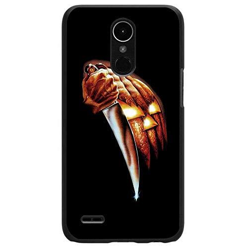Silicone Case Evil Pumpkin Halloween LG K10 2017