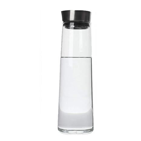 Botella de bebida Fuga antisarro con cubierta de acero ...