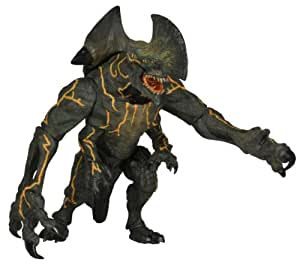 """Amazon.com: NECA Pacific Rim Series 3 """"Trespasser"""" Ultra ... Pacific Rim Kaiju Crab"""