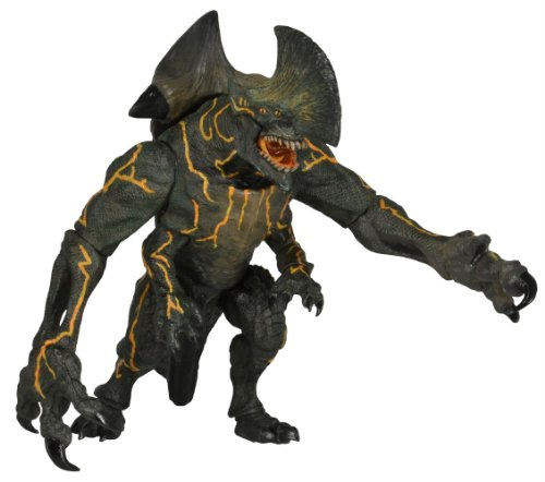 "NECA Pacific Rim Series 3 ""Trespasser"" Ultra Deluxe Kaiju Action Figure (7"" Scale)"