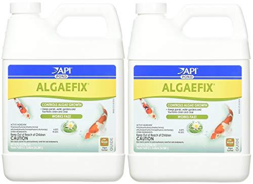(API (2 Pack Pondcare Algaefix Alage Control,)