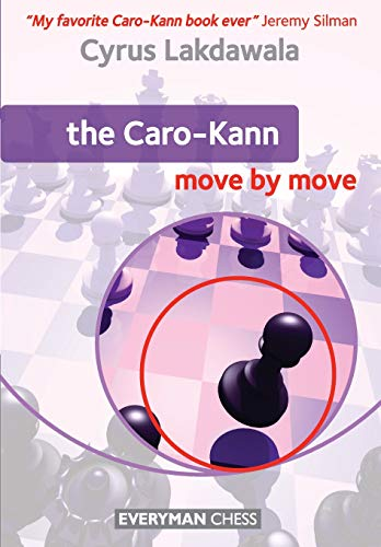 Caro-Kann: Move by Move ()