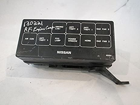 96 nissan altima fuse box circuit wiring and diagram hub u2022 rh bdnewsmix com