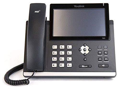 New Open Box Power Supply Not Included Yealink SIP-T42S IP Phone