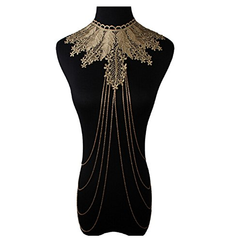 XY Fancy Collares Necklace Multilayer