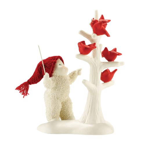 Snowbabies Classics Heavenly Chorus Figurine, 6.5-Inch