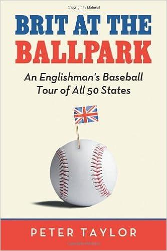 brit at the ballpark taylor peter