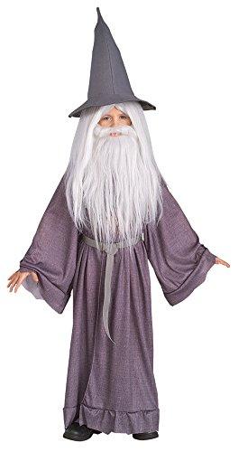 SALES4YA Kids-Costume Gandalf Sm 4 To 6 Halloween