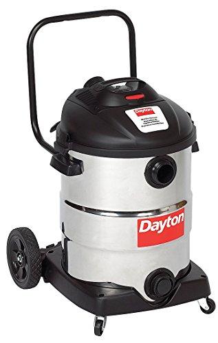 Dayton Wet/Dry Vacuum, 6.5 HP, 16 gal, 120V