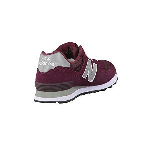 NEW Zapatillas para de Morado hombre M574 CLASICO deporte BALANCE rqwtASxr