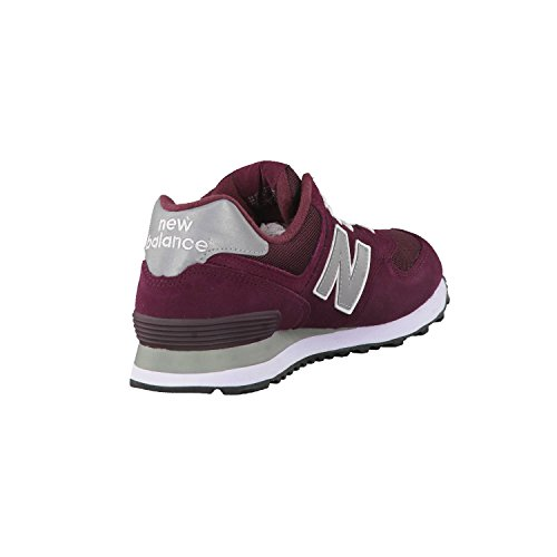 Basses New Homme M574NBU Sneakers Cerise Balance Bordeaux wqavZ0tq