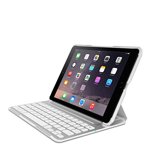 Belkin QODE Ultimate Pro Keyboard Case for iPad Air 2 (Wh...