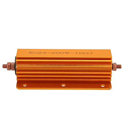 Resistencia de potencia, RX24 200W 10R