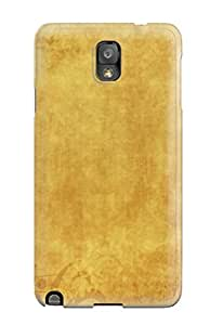 Cute Appearance Cover/tpu IYdyl3538LwFMr Gold Texture Case For Galaxy Note 3