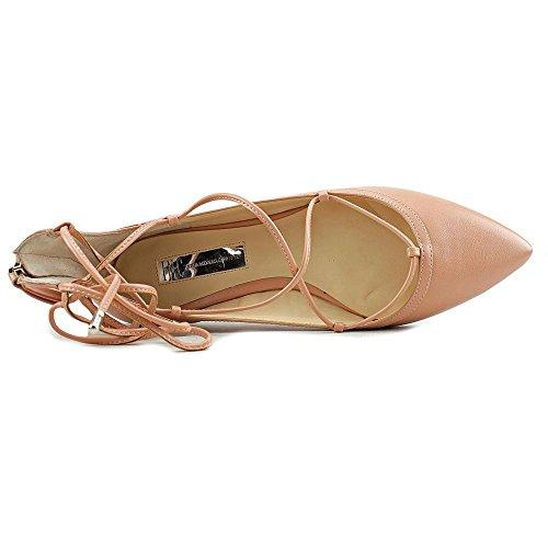 International Zadde Concepts Wrap Slide Pointed Toe Womens Flats Ankle Pink INC gdqRtg
